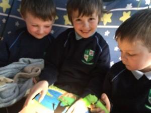 trio book day